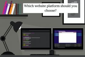 Which website platform should you choose?