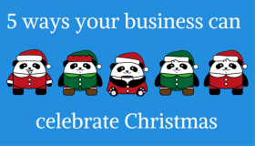 5 ways your business can celebrate Christmas
