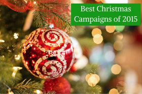 Best Christmas Campaigns of 2015
