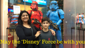 May the 'Disney' Force be with you