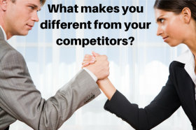 What makes you different from your competitors?