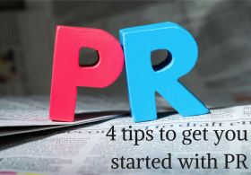 4 tips to get you started with PR