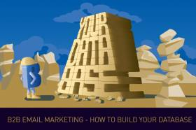 B2B email marketing- how to build your database