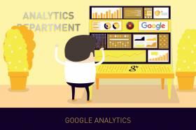 Measuring website performance with Google Analytics